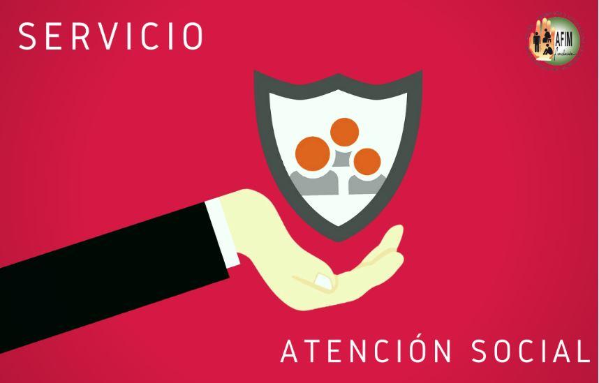 Actividades Fundación AFIM: SERVICIO DE ATENCIÓN SOCIAL