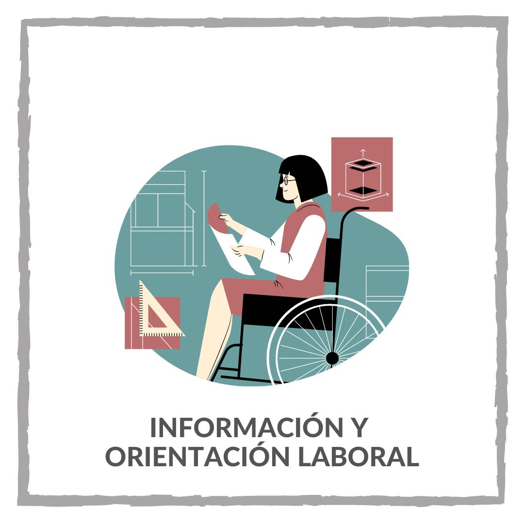 Actividades Fundación AFIM: SERVICIO DE INFORMACIÓN y ORIENTACIÓN LABORAL