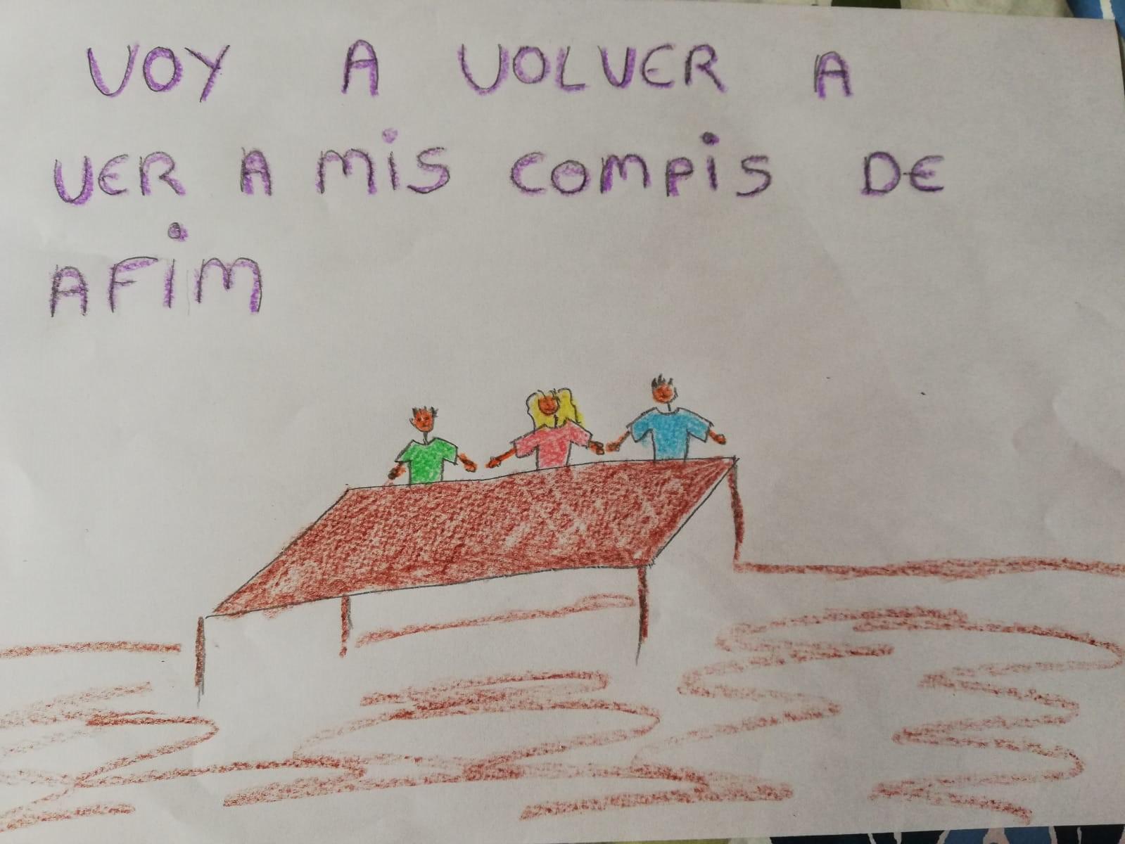 Comienzan talleres a distancia de lectura compresiva y de cálculo en Fundación AFIM Málaga