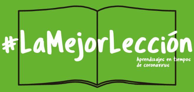 Fundación AFIM participa en la campaña #LaMejorLección para rendir homenaje a la comunidad educativa