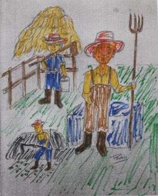Agricultores, siempre al pie del cañón