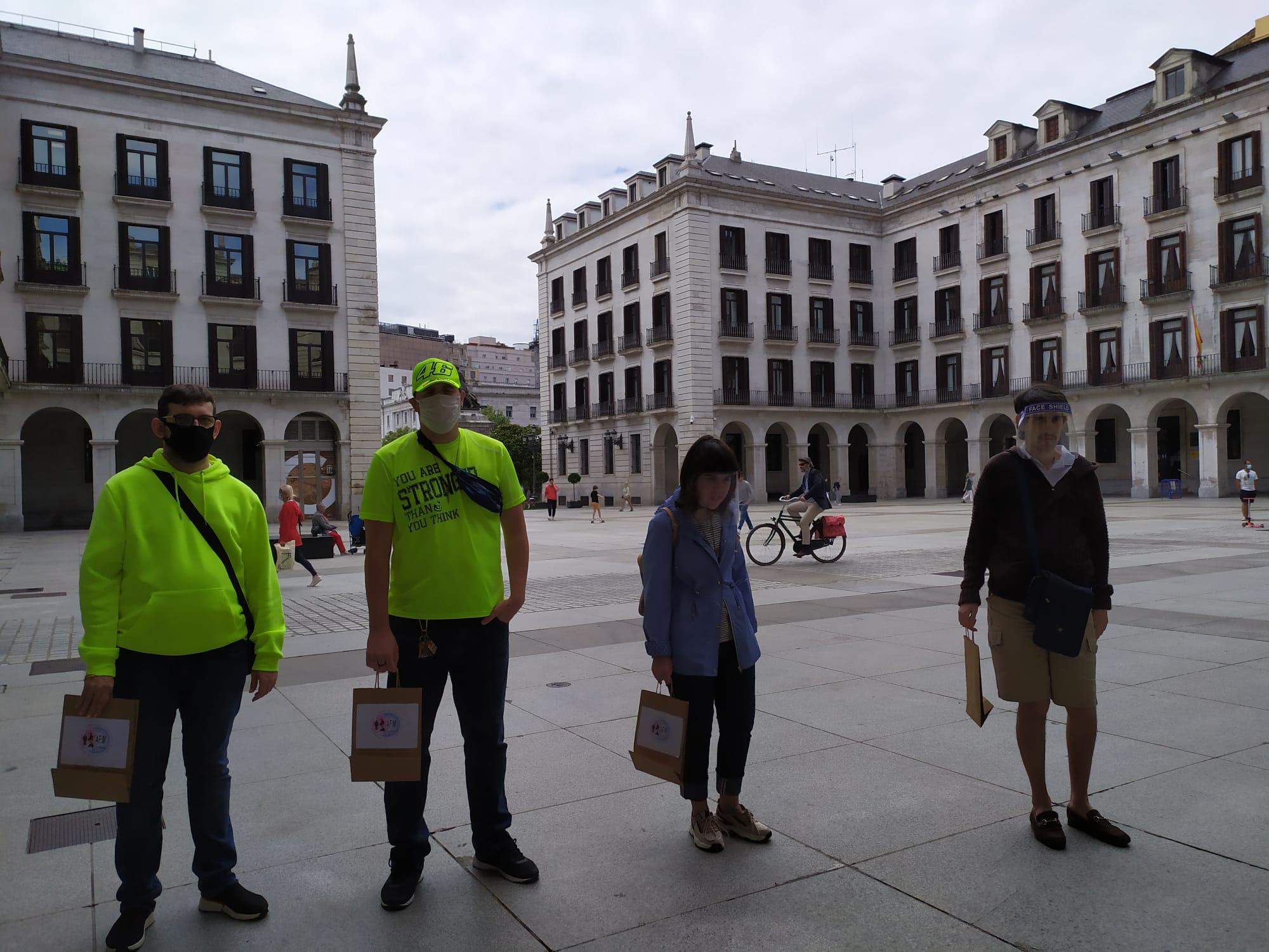 Días de quedada en Fundación AFIM Santander: la familia aumenta