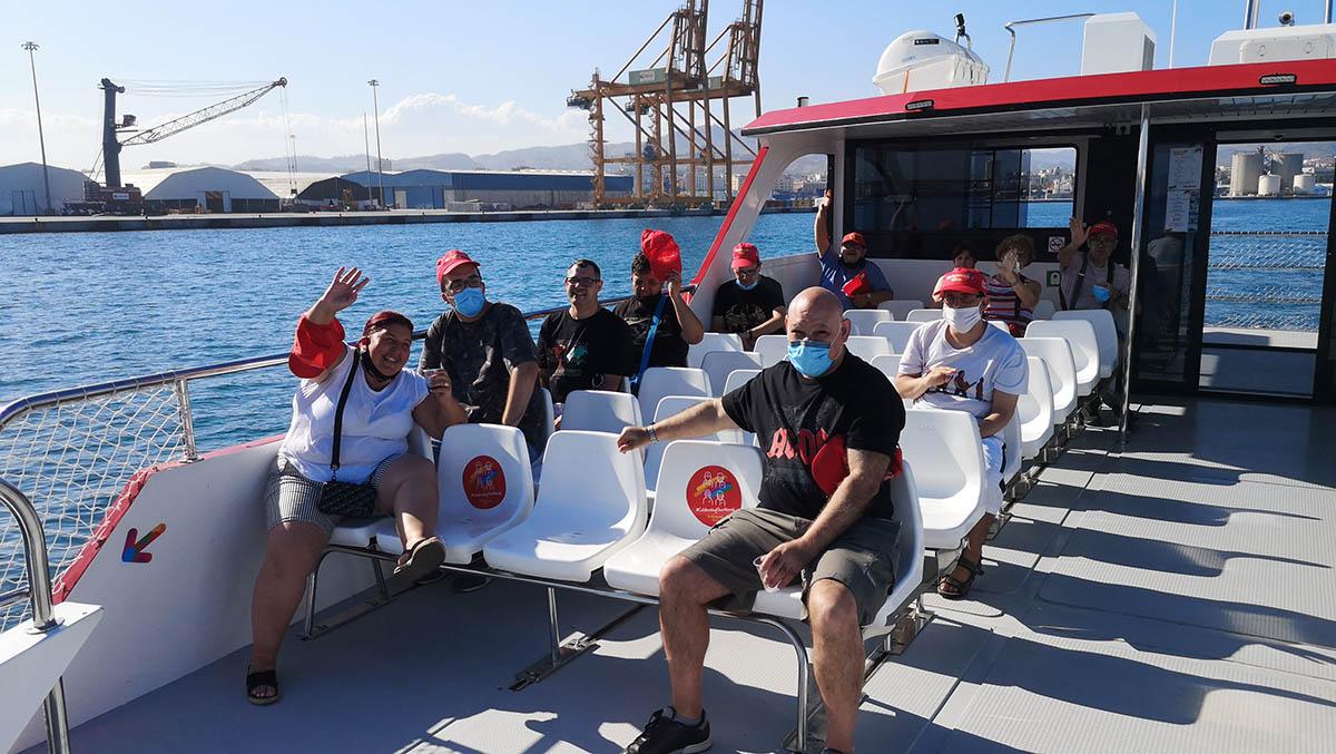 ¿Quién se apunta a un paseo en barco por la bahía de Málaga?