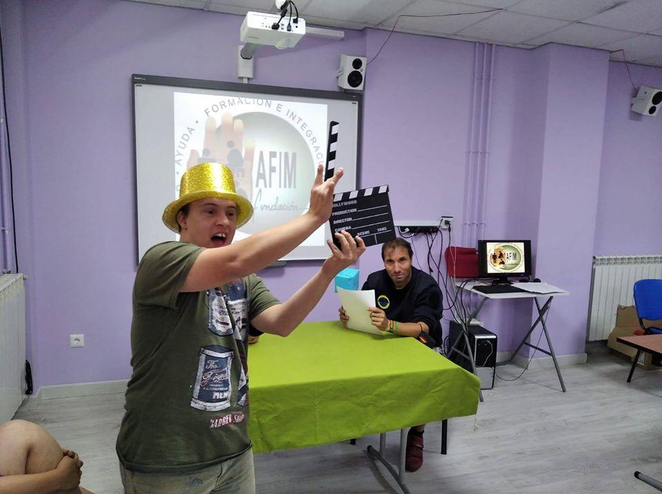 Intensa Semana de la Comunicación en el Aula de Verano de Fundación AFIM Salamanca