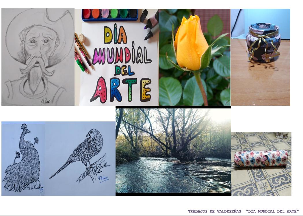 Fundación AFIM Valdepeñas celebra el Día del Arte