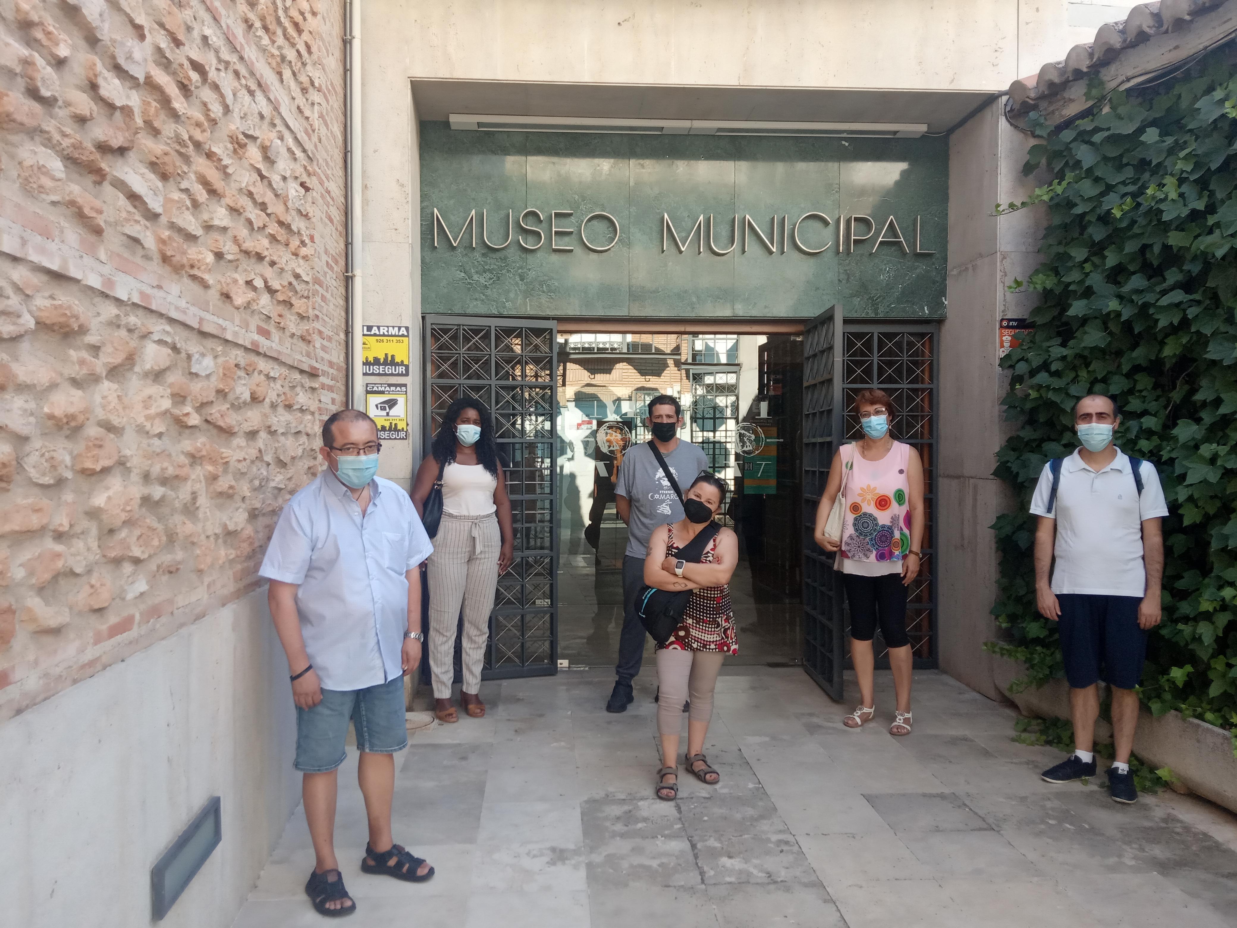 De visita al Museo Municipal de Valdepeñas… ¡repetiremos!